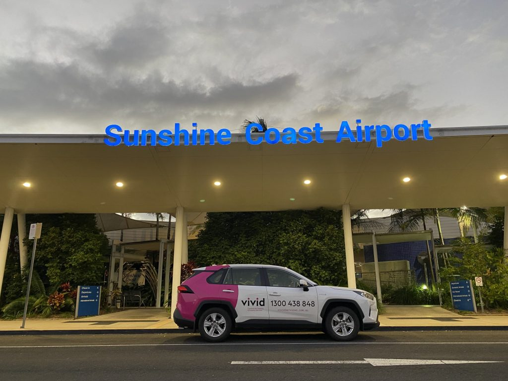 Sunshine Coast Airport has appointed Vivid as its property services partner.