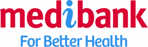 This is the logo of Medibank